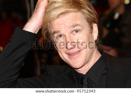 BERLIN, GERMANY - FEBRUARY 18: Matthew Modine attends the Closing Ceremony during of the 62nd Berlin  Film Festival at the Berlinale Palast on February 18, 2012 in Berlin, Germany. - stock photo