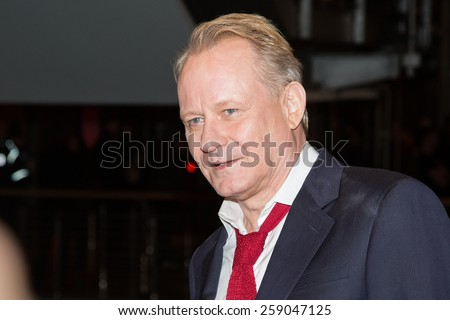 BERLIN, GERMANY - FEBRUARY 13: Stellan Skarsgard attends the 'Cinderella' premiere during the 65th Berlinale Film Festival at Berlinale Palace on February 13, 2015 in Berlin, Germany.