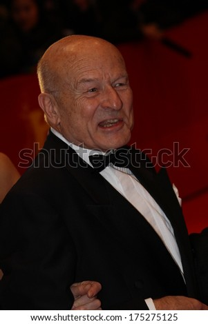 BERLIN, GERMANY - FEBRUARY 06:  Volker Schloendorff   attends 'The Grand Budapest Hotel' Premiere during the 64th Berlinale Film Festival at Palast on February 6, 2014 in Berlin, Germany