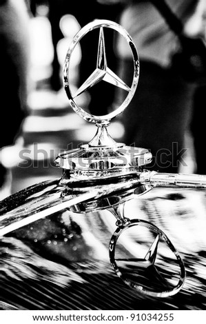 Mercedes benz stock photos images pictures shutterstock for Mercedes benz stock symbol