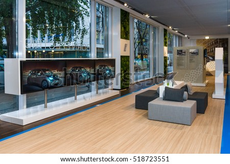 Showroom Interior Stock Images Royalty Free Vectors