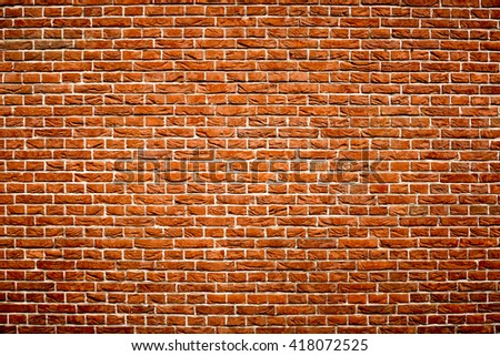 best block wall in vintage and retro