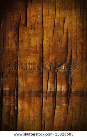 Best choice for designers.-old wood texture - stock photo