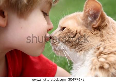 Best Friends, (Shallow depth of field) - stock photo