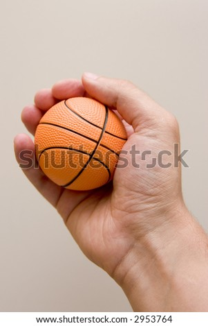 Best hand in nba !!! - stock photo