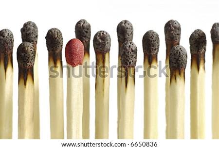 best match - stock photo