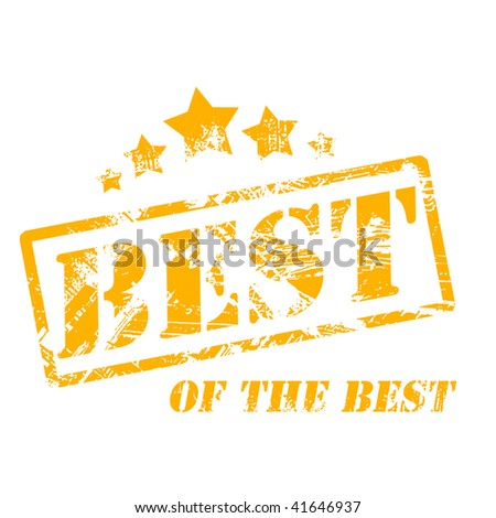 Best of the Best - stock photo