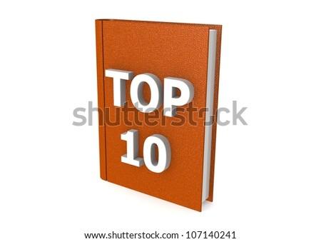Best seller books - stock photo
