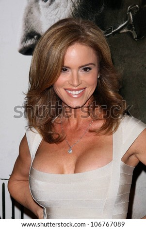 Betsy Russell  at the Los Angeles Special Screening of 'Saw V'. Mann's Chinese Six, Hollywood, CA. 10-21-08