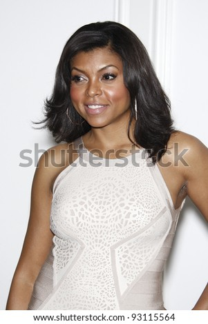 BEVERLY HILLS - APR 17: Taraji Henson at the Silver Rose Awards Gala held at the Beverly Hills Hotel, Beverly Hills, California on April 17, 2011.
