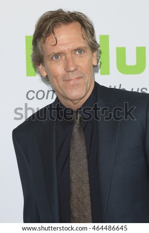 BEVERLY HILLS - AUG 5: Hugh Laurie at the HULU Summer Press Tour 2016 at the Beverly Hills Hilton Hotel on August 5, 2016 in Beverly Hills, California