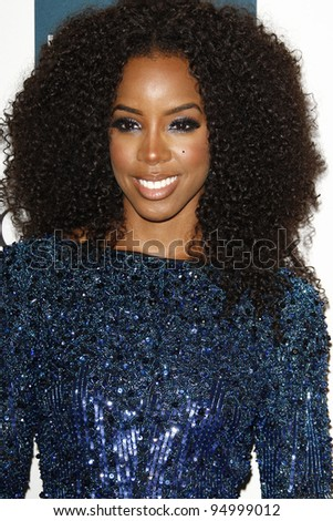 BEVERLY HILLS, CA - FEB 11: Kelly Rowland at the Clive Davis and the Recording Academy's 2012 Pre-GRAMMY Gala on February 11, 2012 in Beverly Hills, California