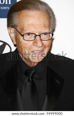 BEVERLY HILLS, CA - FEB 11: <b>Larry King</b> at the Clive Davis and the - stock-photo-beverly-hills-ca-feb-larry-king-at-the-clive-davis-and-the-recording-academy-s-pre-94999000