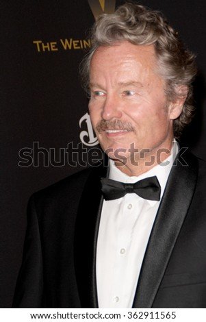 BEVERLY HILLS, CA - JAN. 10: John Savage arrives at the Weinstein Company and Netflix 2016 Golden Globes After Party on Sunday, January 10, 2016 at the Beverly Hilton Hotel in Beverly Hills, CA.  - stock photo
