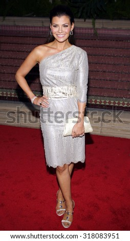 BEVERLY HILLS, CA - MARCH 05, 2010: Ali Landry at the Celebrate QVC Style held at the Four Seasons Hotel in Beverly Hills, USA on March 5, 2010. - stock photo