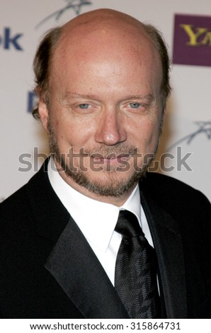 BEVERLY HILLS, CA - OCTOBER 24, 2005: Paul Haggis at the 2005 Hollywood Film Festival Awards Gala Ceremony held at the Beverly Hilton Hotel in Beverly Hills, USA on October 24, 2005.