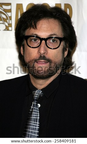 BEVERLY HILLS, CALIFORNIA. May 16, 2005. Stephen Bishop attends at the 22nd Annual ASCAP Pop Music Awards at the Beverly Hilton Hotel in Beverly Hills, California. - stock photo