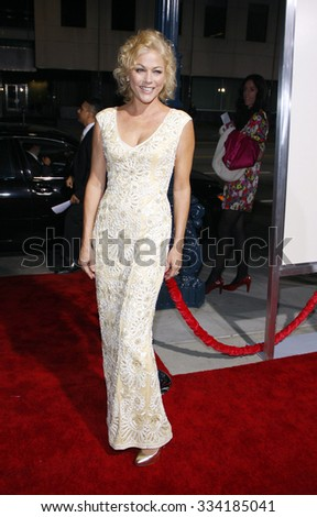 """BEVERLY HILLS, CALIFORNIA - November 15, 2011. Patricia Hastie at the Los Angeles Premiere of """"The Descendants"""" held at the AMPAS Samuel Goldwyn Theater, Los Angeles.  - stock photo"""