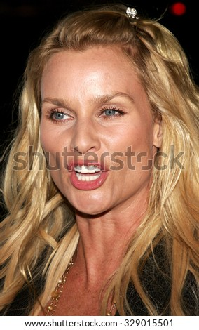 "BEVERLY HILLS, CALIFORNIA. October 10, 2006. Nicollette Sheridan at the World Premiere of ""Running with Scissors"" held at the Academy of Motion Picture Arts and Sciences in Beverly Hills, USA."