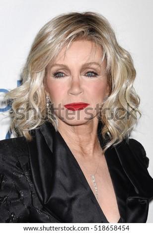 Beverly Hills Nov 19 Donna Mills Stock Photo (Royalty Free ...