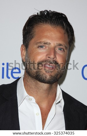 BEVERLY HILLS - OCT 2: David Charvet at the Operation Smile's 2015 Smile Gala  on October 2, 2015 at the Beverly Wilshire Four Seasons Hotel in Beverly Hills, CA. - stock photo