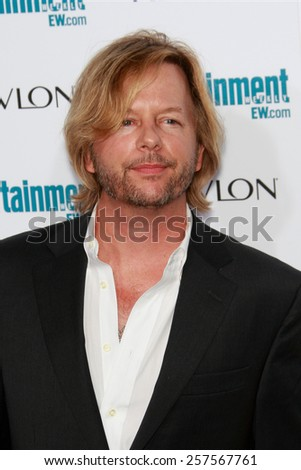 BEVERLY HILLS - SEP 20: David Spade at the 6th Annual Entertainment Weekly Pre-EMMY party  on September 20, 2008 in Beverly Hills, California - stock photo