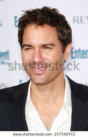 BEVERLY HILLS - SEP 20: Eric McCormack at the 6th Annual Entertainment Weekly Pre-EMMY party  on September 20, 2008 in Beverly Hills, California - stock photo
