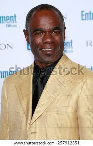 BEVERLY HILLS - SEP 20: Glynn Turman at the 6th Annual Entertainment Weekly Pre-EMMY party  on September 20, 2008 in Beverly Hills, California - stock photo