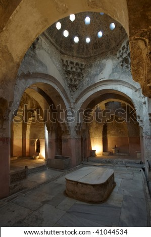 Bey hamam (turkish baths), Thessaloniki, Greece