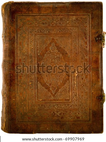 Bible, old book, religion, christianity,  background, vintage - stock photo