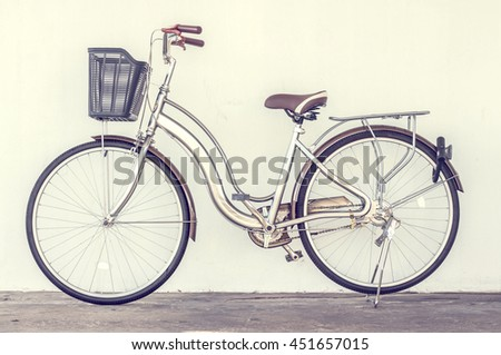 bicycle vintage style