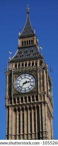 Big Ben (2) - stock photo