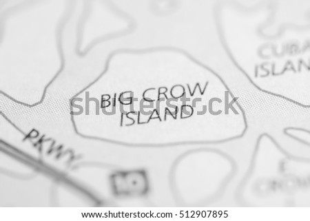 Big Crow Island. New York. USA