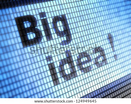 Big idea  Full collection of icons like that is in my portfolio