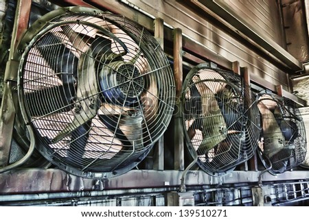 Industrial Fan Stock Images Royalty Free Images Amp Vectors