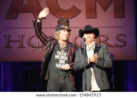 Big Kenny and John Rich at the 7th Annual ACM Honors, Ryman Auditorium, Nashville, TN 09-10-13