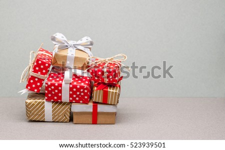 different christmas gifts
