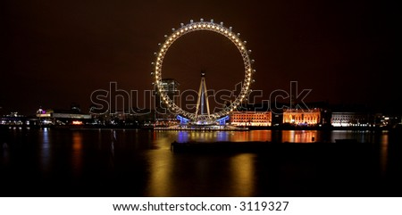 BIG WHEEL - stock photo