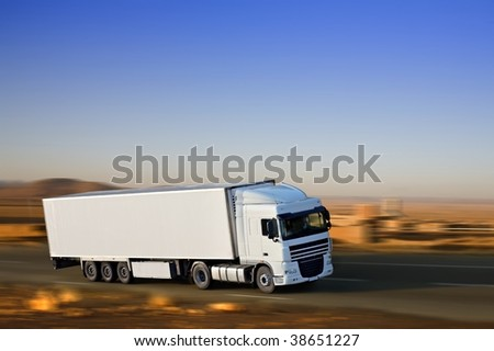 big white - stock photo