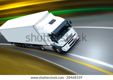 big withe - stock photo