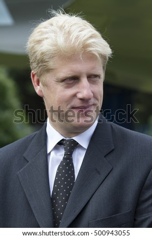 Biggin Hill, UK,September 18th, 2016. Jo Johnson MP attends a service of commemoration for Battle of Britain Sunday which was held at St George's RAF Chapel Biggin Hill