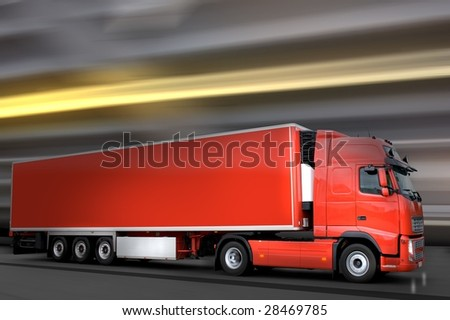 bigred - stock photo
