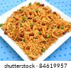Bikaneri Bhujia - stock photo
