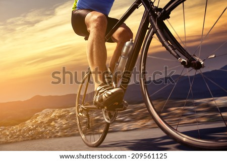 Bike - stock photo