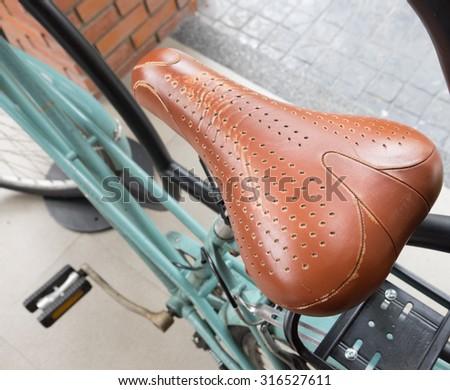 bike vintage - stock photo