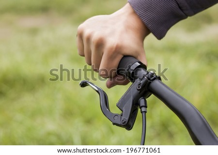 Biking concept - stock photo
