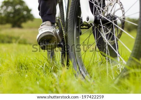 Biking concept - stock photo