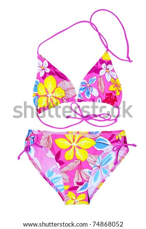 bikini - stock photo