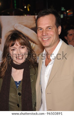 BILL PAXTON & wife at the Los Angeles premiere of his new HBO TV series Big Love. February 23, 2006  Los Angeles, CA  2006 Paul Smith / Featureflash