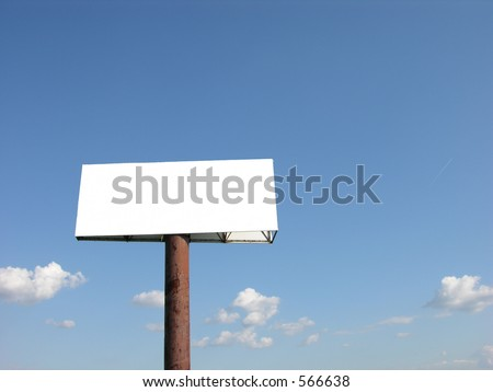 Billboard Waiting For Your Logo
